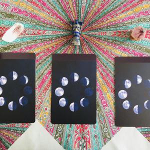 満月◯水瓶座【3択☆カードからのメッセージ】