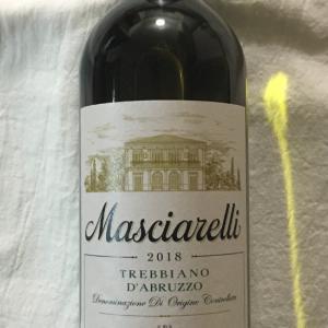 『トレビアーノ・ダブルッツォ』呑んで美味しかったお酒