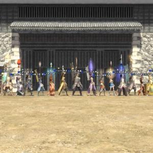 【本日公開】2018年北条家PV動画『小田原 DUST』【信長の野望Online MAD動画】