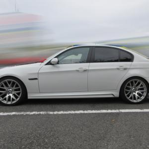 BMW E90 外装カスタム!CSLタイプ リアスポ Mタイプ フロントバンパーその1