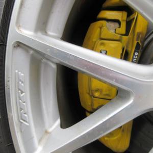 BMW 低ダストブレーキパッド