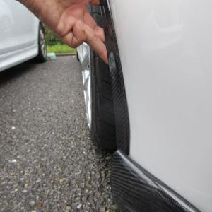 BMW カーボン調をリアルカーボン?化w