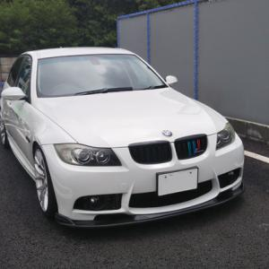 BMW 真夏の燃費