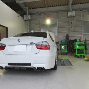 BMW オイルの減らないエンジン