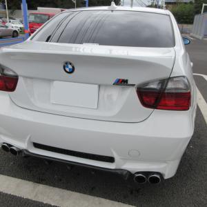 BMW 納車から4年目!