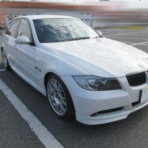 BMW 再び マフラー交換 その3
