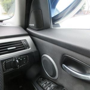 BMW スピーカー交換