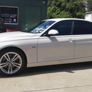 BMW タイヤ&ホイール交換