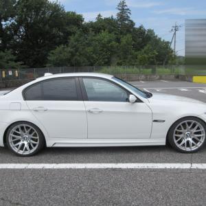 BMW 低燃費タイヤは効いたのか???????