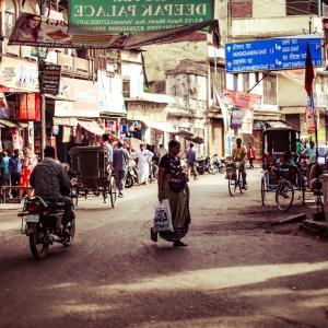 インド旅行「あってよかったもの・要らなかったもの」