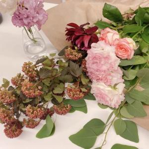 今週のお花さんたち