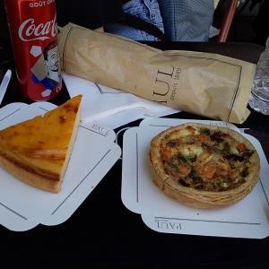 パリで食べたもの