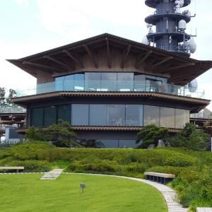 日本平夢テラスからの眺め