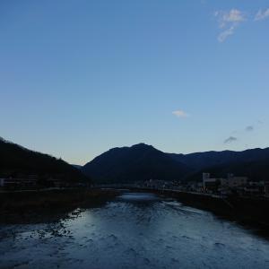 高梁川の上 2 -over the Takahashi River-