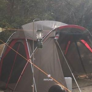 6〜7泊目(2017.11.03)@自然の森ファミリーオートキャンプ場
