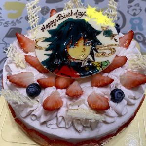 太朗さんの誕生日 ケーキは・・・
