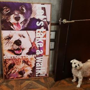 世界で一つだけの愛犬ポスター