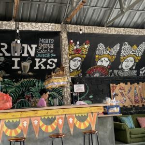 タバナンで冷たいビールが飲めるお店!プハーでした&綺麗なタンザナイトルース