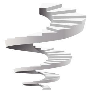 成功の螺旋階段を昇る【プロセスラーニング】