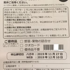【ちょっと難あり】デリカフーズHD(3392)株主優待到着〜2019年9月優待内容紹介