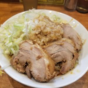 祝3周年! ほぼ週刊豚道場!再開号w 2日間限定の味噌まぜそばがDNAレベルで美味すぎる! 富山市 麺屋豚道場