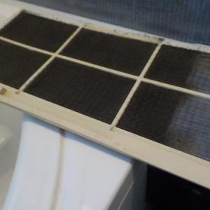 浴室乾燥機のフィルター清掃他(鹿児島市の浴室クリーニング)