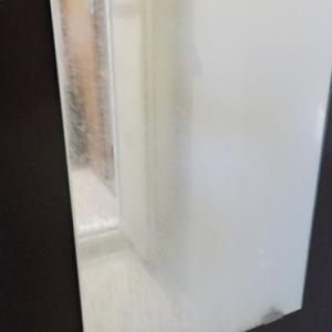 浴室鏡のウロコ取り他(鹿児島市の空室クリーニング)