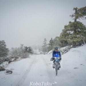 Day9(3)豪雪山岳地帯走行