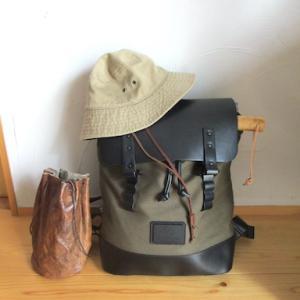 3泊4日 台湾旅行・・バックパックで 旅支度