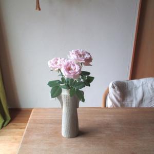 終わりかけの花束と、夏のオヤツ