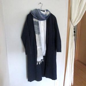 新しい場所に何を着ていこうか。。迷ったときは、マーガレットハウエルの服で