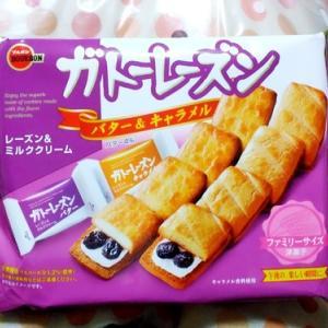 やばい…ガトーレーズンが美味い!!!!