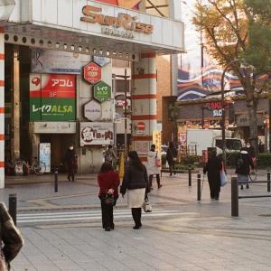 【フィルムカメラ】Takumar50㎜ F1.4で蒲田を歩く