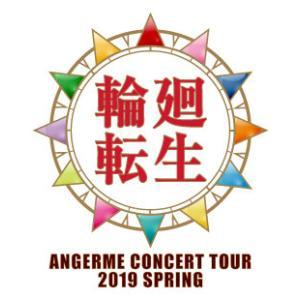 2019/04/29 アンジュルム コンサートツアー 2019春 〜輪廻転生〜-オリックス劇場-