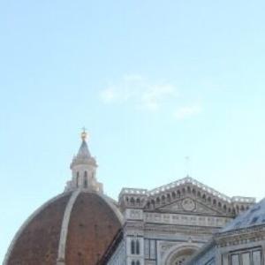 芸術の都、Firenze