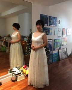 メンバー作品【ウェディングドレス】