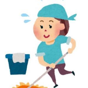 掃除と整理収納の違いは?