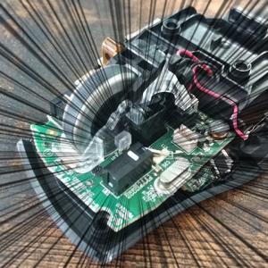 チャタリングしたマウスLogicool M705を修理する