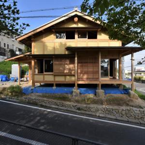 【お知らせ】名古屋の石場建て 完成見学会