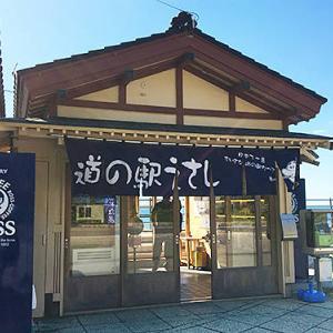 日本一小さな道の駅「道の駅えさし」の、こうれんソフトクリーム