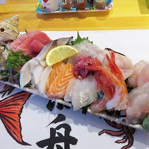 コスパ最強!函館で1番の刺身定食が今日誕生しました「遊魚舟」