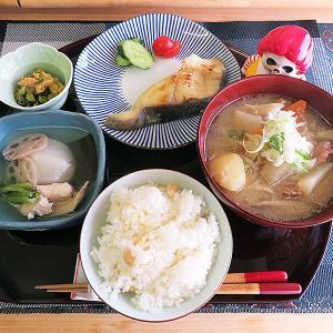函館 「まちなかカフェ食堂 in 時任町」のまごわやさしい和定食!