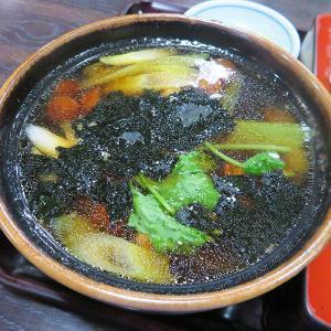 函館市美原 パワー系そばが食べたければこちら「そば処 更科」