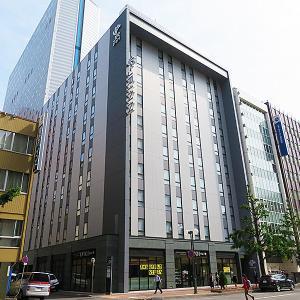 札幌 ホテル「JRイン 札幌駅南口」は綺麗で便利なビジネスホテル
