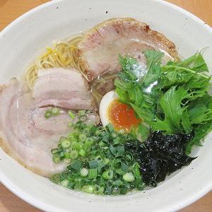 函館市本町 土砂降りの中「ラーメン櫻島 函館店」で鯛だしラーメンを