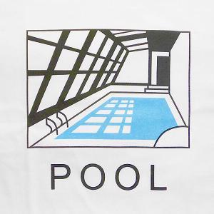 男性認知率150%!「例のプール」Tシャツ