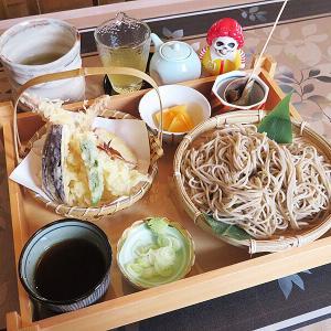 七飯町 出汁とカエシが別皿で!?不思議なそば店「なな笑(ななえ)」