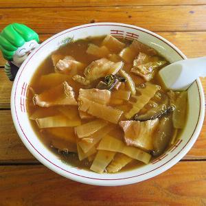 森町駒ヶ岳 人気メニューのタンメンを実食「ドライブイン水嶋」