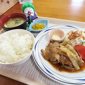 函館市美原 時間の無い日は渡島総合振興局「おしま食堂」で
