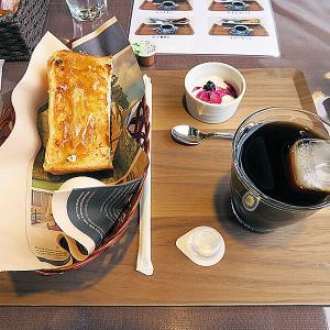 函館市松川町 朝7時から営業「吉和寿(きちかず)珈琲店」オープン